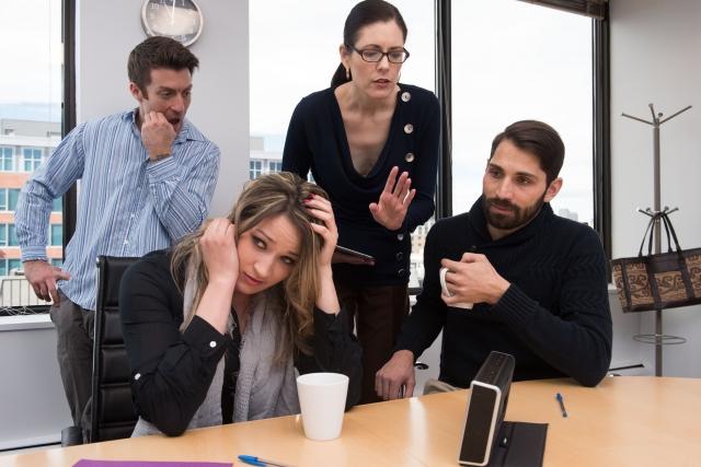 職場のサイコパスをどう対処すべきか?